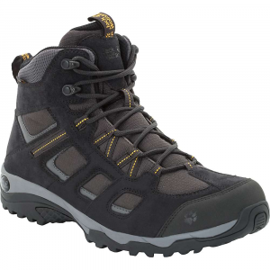 Jack Wolfskin Men's Vojo Hike 2 Texapore Mid Boot - 12 - Phantom