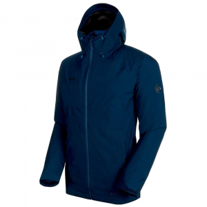 Mammut Men's Convey 3 In 1 HS Hooded Jacket - XL - Wing Teal / Sapphire