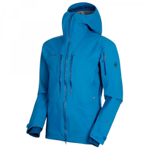 Mammut Men's Haldigrat HS Hooded Jacket - Medium - Sapphire