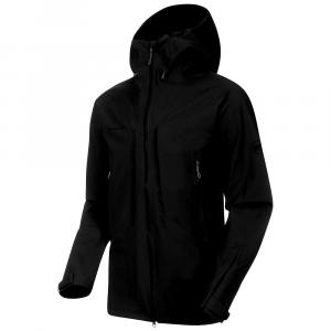 Mammut Men's Masao HS Hooded Jacket - XL - Black