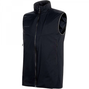 Mammut Men's Rime Light Insulation Flex Vest - Medium - Black