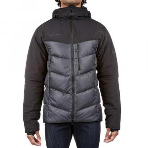Mammut Men's Rime Pro IN Hybrid Hooded Jacket - Medium - Black