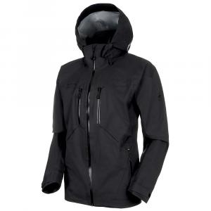 Mammut Men's Stoney HS Jacket - XL - Black