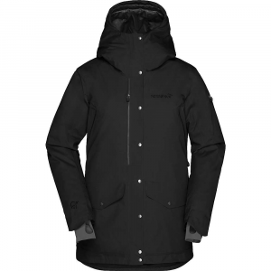 Norrona Women's Roldal Gore-Tex Insulated Parka - Large - Caviar