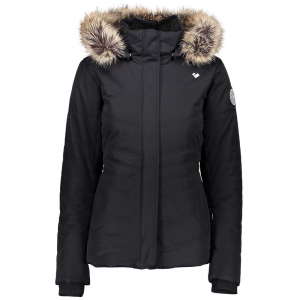 Obermeyer Women's Tuscany II Jacket - 12 Petite - Black