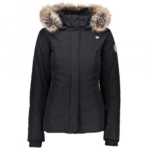 Obermeyer Women's Tuscany II Jacket - 4 Petite - Black