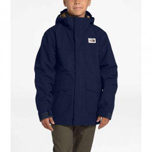 The North Face Boys' Gordon Lyons Triclimate Jacket - Small - Montague Blue