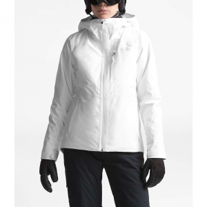 The North Face Women's Clementine Triclimate Jacket - Large - TNF White
