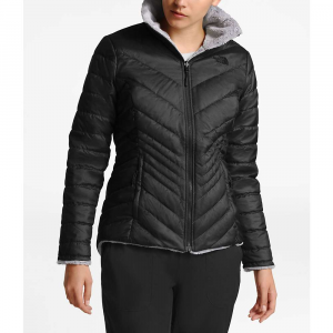 The North Face Women's Mossbud Insulated Reversible Jacket - Medium - Asphalt Grey/Mid Grey