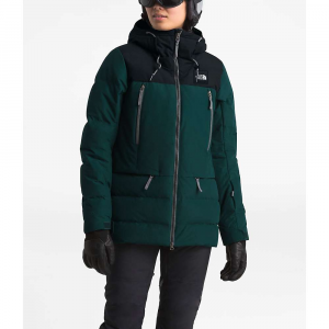 The North Face Women's Pallie Down Jacket - Small - Ponderosa Green / TNF Black