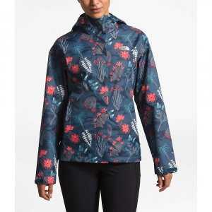 The North Face Women's Print Venture Jacket - Medium - Blue Wing Teal Joshua Tree Print