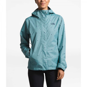 The North Face Women's Print Venture Jacket - Small - Storm Blue Outdoor Print