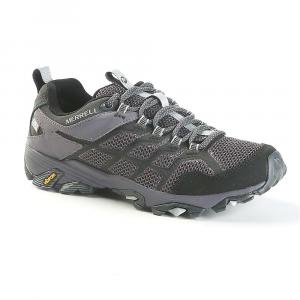 Merrell Women's Moab FST 2 Waterproof Shoe - 7 - Granite / Shark