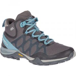 Merrell Women's Siren 3 Mid Waterproof Shoe - 6.5 - Blue Smoke