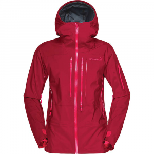 Norrona Women's Lofoten Gore-Tex Pro Jacket - Large - Rhubarb