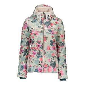Obermeyer Women's Devon Down Jacket - 10 - Botanic Glaze