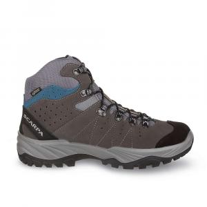 Scarpa Men's Mistral GTX Boot - 41 - Smoke/Lake