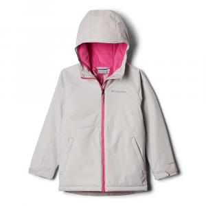 Columbia Girls' Alpine Action II Jacket - XL - Silver Grey