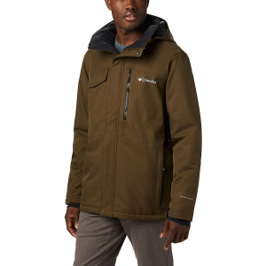 Columbia Men's Cushman Crest Jacket - XL - Olive Green Heather