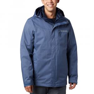 Columbia Men's Whirlibird IV Interchange Jacket - XL - Dark Mountain Melange