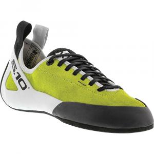 Five Ten Men's Gambit Lace Climbing Shoe - 7.5 - Semi-Solar Green
