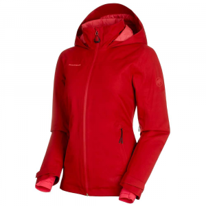 Mammut Women's Scalottas HS Thermo Hooded Jacket - Large - Scooter