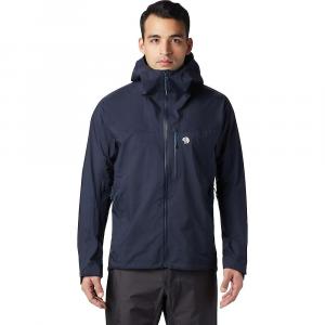 Mountain Hardwear Men's Exposure/2 GTX Active Jacket - Large - Dark Zinc