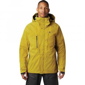 Mountain Hardwear Men's Firefall/2 Jacket - Medium - Dark Citron