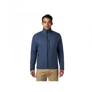 Mountain Hardwear Men's Kor Strata Jacket - Large - Zinc