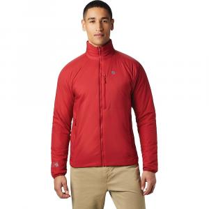 Mountain Hardwear Men's Kor Strata Jacket - Medium - Dark Brick