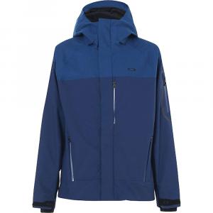 Oakley Men's Ski Shell 10K/2L Jacket - Large - Dark Blue