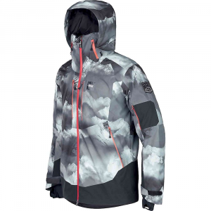 Picture Men's Track Jacket - Large - Black Aravis Print