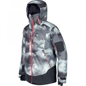 Picture Men's Track Jacket - Medium - Black Aravis Print