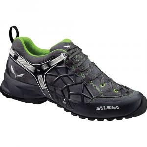 Salewa Wildfire Pro Shoe - 7 - Carbon / Green