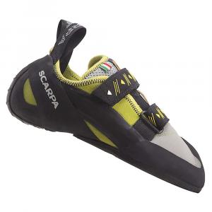 Scarpa Men's Vapor V Climbing Shoe - 38.5 - Lime