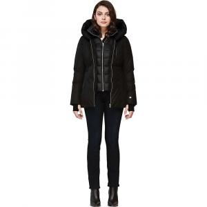 Soia & Kyo Women's Fannia Coat - Medium - Black