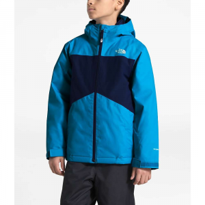 The North Face Boys' Clement Triclimate Jacket - Medium - Acoustic Blue