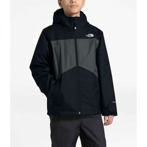 The North Face Boys' Clement Triclimate Jacket - Medium - TNF Black