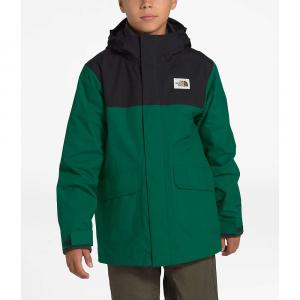 The North Face Boys' Gordon Lyons Triclimate Jacket - XL - Night Green