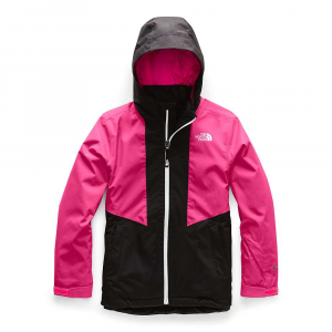 The North Face Girls' Clementine Triclimate Jacket - Large - Mr. Pink