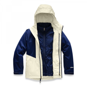 The North Face Girls' Clementine Triclimate Jacket - XS - Montague Blue