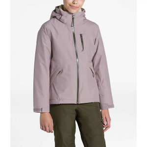 The North Face Girls' Fresh Tracks Triclimate Jacket - Small - Ashen Purple