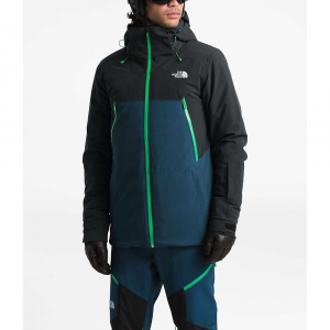 The North Face Men's Apex Flex GTX 2L Snow Jacket - Medium - TNF Black/Blue Wing Teal