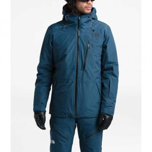 The North Face Men's Descendit Jacket - XL - Blue Wing Teal