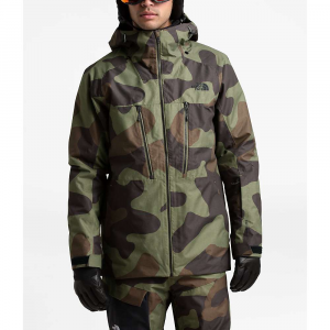The North Face Men's ThermoBall Eco Snow Triclimate Jacket - Large - Four Leaf Clover Terra Camo Print
