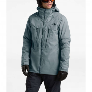 The North Face Men's ThermoBall Eco Snow Triclimate Jacket - Large - Mid Grey