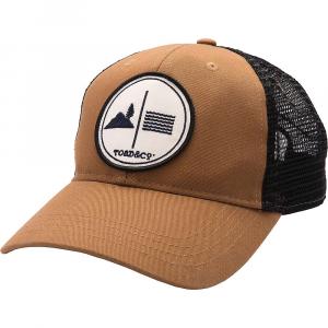 Toad & Co Men's Land Vs Water Trucker Hat