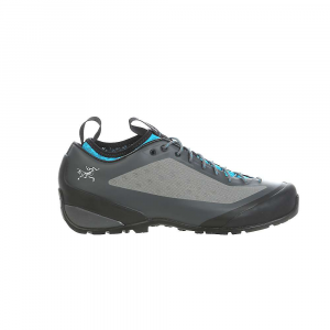 Arcteryx Women's Acrux FL Approach Shoe - 10.5 US - Light Graphite / Big Surf