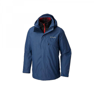 Columbia Men's Bugaboo II Fleece Interchange Jacket - 1X - Dark Mountain