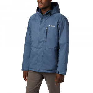 Columbia Men's Chuterunner II Jacket - Large - Dark Mountain Heather